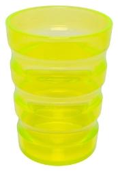 Rille-krus gul