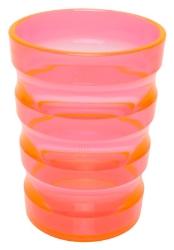 Rille-krus orange