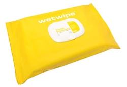 Wet Wipe overfladedesinfektion