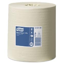 Tork Basic håndklæderulle M2
