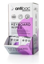 antibac Keyboard wipes