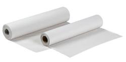 Lejepapir 2-lag papir/papir hvid