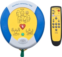 HeartSine PAD Trainer SAM 350P