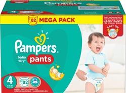 Pampers Pants S4 -housuvaippa