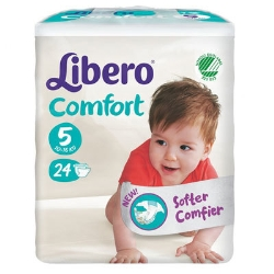 Lastenvaippa Libero Comfort 5