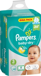 Lasten teippiv Pampers BabyDry