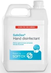 Hånddesinfeksjon SafeDes
