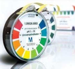 Indikatorpapper pH