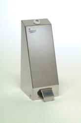 Dispenser Sterisol låsbar