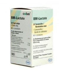 Teststicka BM-Laktat Accutrend