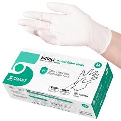 Handske us nitrile Selefa pf