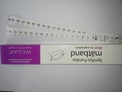 Måttband Symfys-Fundus WEGAA