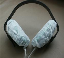 Överdrag till hörlurar