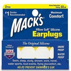 Öronproppar vuxen Mack's