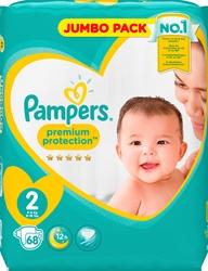 Tejpblöja Pampers New Baby