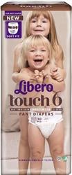 Byxblöja Libero Touch Pants