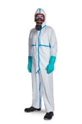 Overall DuPont Tyvek 600 plus