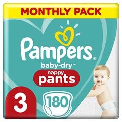 Byxblöja Pampers BabyDry Pants