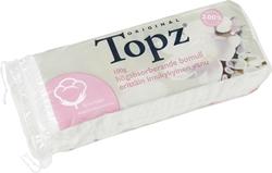 Veckad bomull Topz
