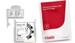 Test HemoCue HbA1c 501