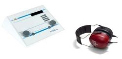 Audiometer manuell SA201 IV