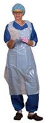 Förkläde plast engångs Selefa