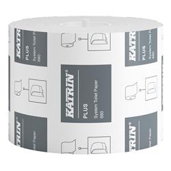 Toalettpapper 2-L System