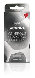 Kondom Grande utsvängd