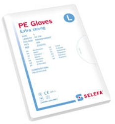 Handskar skydds Selefa