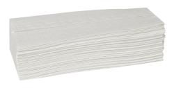 Tvättlapp papper 6L c-vikt