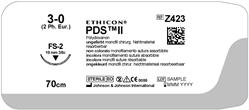 Sutur PDSII 3-0 Z423E