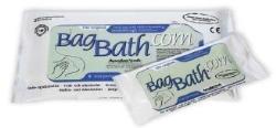 Tvättlapp sängbad BagBath
