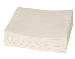Tvättlapp papper 3L plan