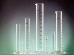 Mätcylinder glas klass A DURAN