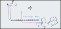 CPAP-set vuxen 9002C5