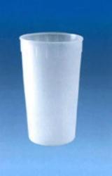 Burk plast utan lock
