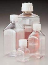 Flaska plast med skruvlock Nalgene