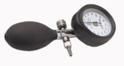 Manometer med bollpump WA