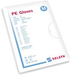 Handskar skydds PE Selefa