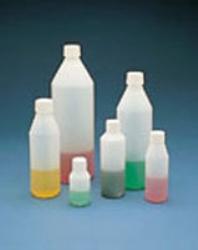 Flaska plast med skruvlock