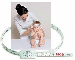Måttband huvudomfång barn 59 cm CE-märkt