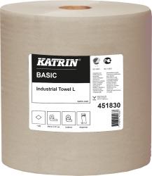 Torkrulle 1-L brun