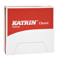 Servett Dental 1-L papper grön