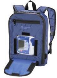 Sondmatningsryggsäck till mobil pump