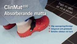 Absorbentmatta Clinmat200