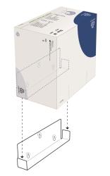 Dispenserhållare