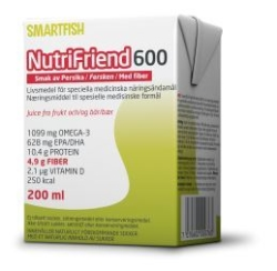 Kosttillägg Nutrifriend 600