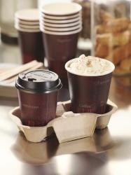 Lock till kaffekopp