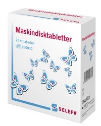 Diskmedel maskin tabletter