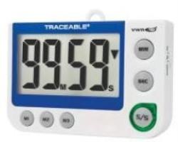 Digital timer LED